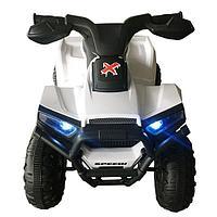 Электроквадроцикл ZHEHUA 6V/4.5Ah 20W*1 XH116-White