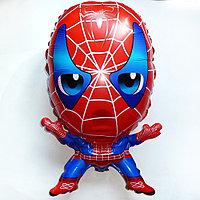 Фольгированный шар на палочке Spider Man