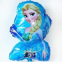 Фольгированный шар на палочке Frozen