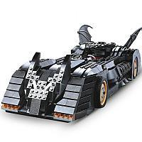 Jisi Bricks 7116 Конструктор Super Heroes Бэтмобиль, 1045 дет. (Аналог LEGO)