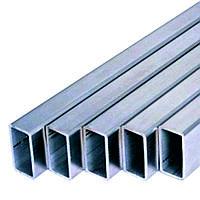 Труба стальная прямоугольная 100х70х7 мм 09Г2 ГОСТ 13663-86 бесшовная
