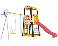 Детский уличный спортивный комплекс Romana Избушка