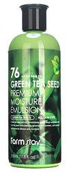 Эмульсия для лица FarmStay Green Tea Seed Premium Moisture Emulsion