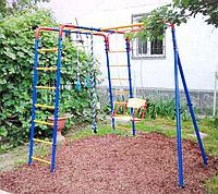 Уличный детский спортивный комплекс серии ЮНЫЙ АТЛЕТ