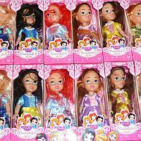 Кукла в ассортименте, 15см - Frozen, Disney