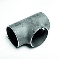 Тройник стальной ГОСТ 30732-2006 в ППУ изоляции