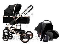 Детская коляска Belecoo 3 в 1 Q3