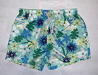 Шорты универсальные Голубой цветок (5-6 лет)
