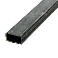 Труба профильная нержавеющая 30х15х1 мм 08Х18Н9 ГОСТ 8645-68 прямоугольная