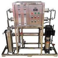 Мембранная установка для очистки воды обратным осмосом (производительностью 2000л/час) RO-WITHOUT