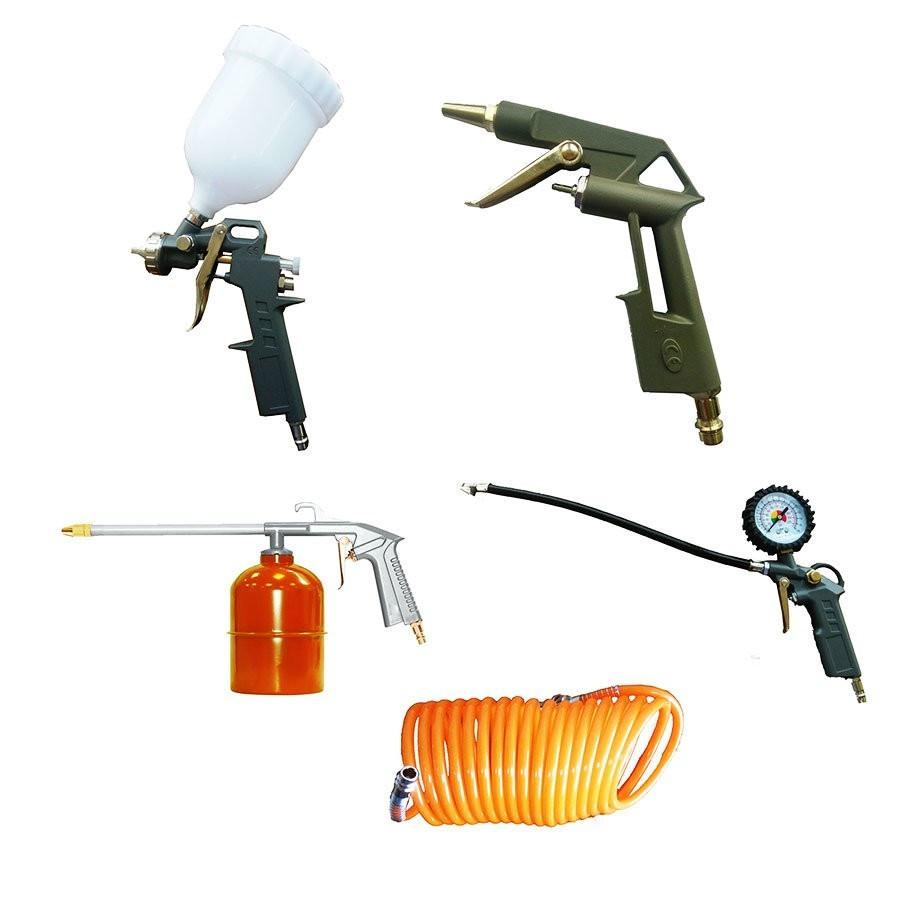 Набор пневмоинструмента для компрессора НП-5 Вихрь