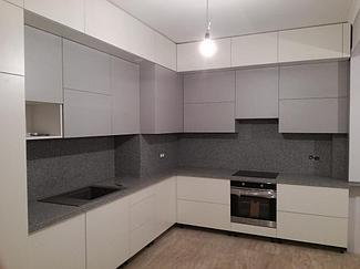 Встроенные кухонные гарнитуры 1