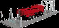 Проездная моечная установка 4HWR100