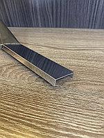 10*40 Профиль для декорирования мебели хром, 305 см, фото 1