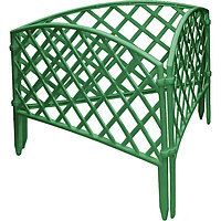 Забор декоративный Сетка, 24х320 см, зеленый, Россия Palisad