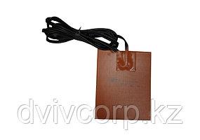 Подогрев картера (гибкая нагревающая пластина, 220В), комплект с установкой