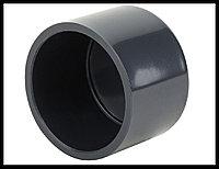 Заглушка для труб PVC (50 мм), фото 1