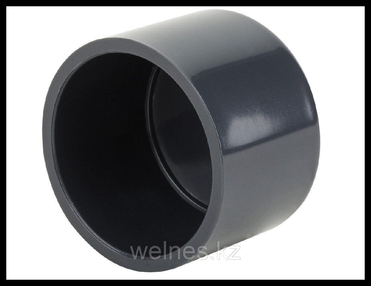 Заглушка для труб PVC (75 мм)