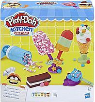 Play-Doh Плейдо игровой набор пластилина «Мороженое»