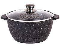 Кастрюля Мечта Granit Black 5 литров, фото 1