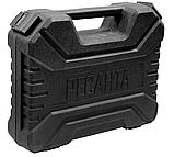 Дрель-шуруповерт аккумуляторная ДА-12-2ЛК Ресанта, фото 3