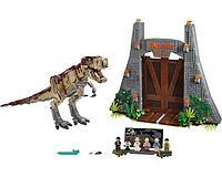 LEGO: Парк Юрского периода: ярость Ти-Рекса Jurassic World 75936