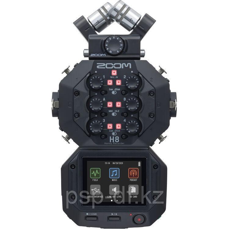 Рекордер Zoom H8 - фото 1