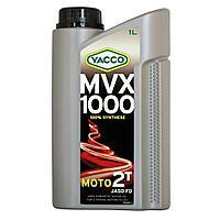YACCO MVX 1000 2T Синтетическое масло