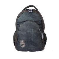 Рюкзак молодёжный, Calligrata, 44 х 30 х 17 см, эргономичная спинка, 'Военный'
