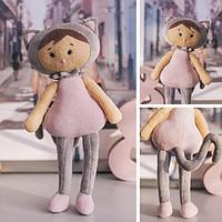 Мягкая игрушка «Иоши», набор для шитья 21 × 0.5 × 29.7 см