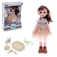 Кукла классическая «Арина» в вечернем платье