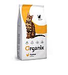 Organix Adult для взрослых кошек, курица