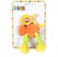 Развивающая игрушка I-BABY Дружок из джунглей 27 см