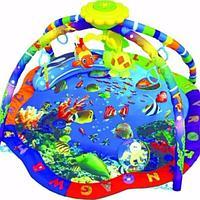 Игровой коврик Ladida Подводный мир PM-S-80701