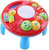 Развивающая игрушка TOT KIDS 2 в 1 Гусеница 6882249, фото 1