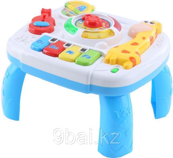 Развивающая игрушка TOT KIDS 2 в 1 Жирафик 6788341