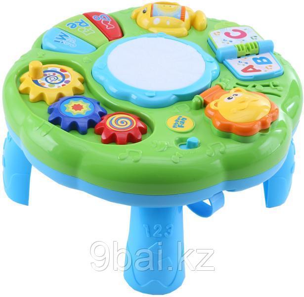 Развивающая игрушка TOT KIDS 2 в 1 Лева 6594272