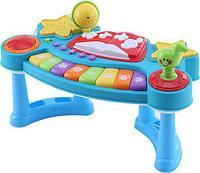 Развивающая игрушка TOT KIDS Музыкальное пианино 6684847, фото 1