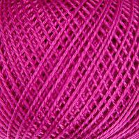 Нитки вязальные 'Ирис' 150м/25гр 100 мерсеризованный хлопок цвет 1710 (комплект из 10 шт.)