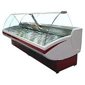 Витрина холодильная Cryspi Gamma-2 1200 выносной агрегат