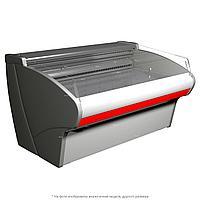 Витрина холодильная Carboma G110 SP 1,5-2 (ВХСл-1,5) (статика)