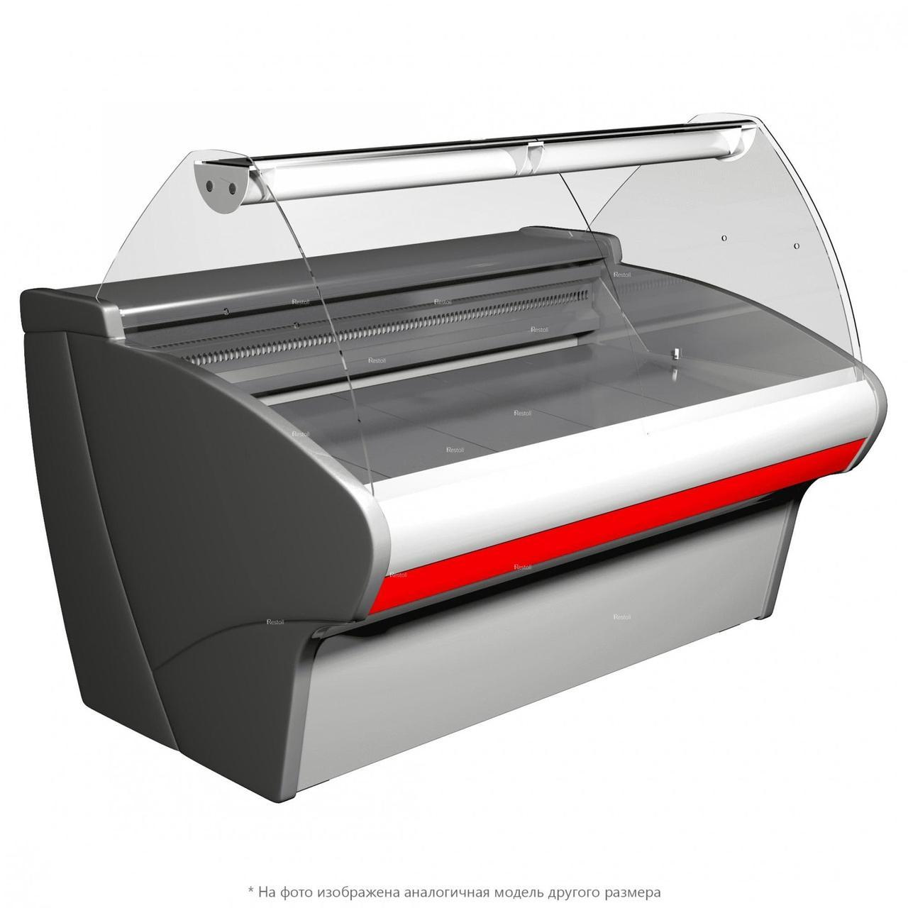 Витрина холодильная Carboma G110 SM 2,0-1 (ВХС-2,0) (статика)