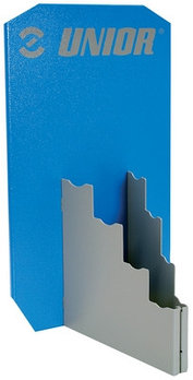 Стенд металлический для cъёмников с двумя захватами - 980P2 UNIOR