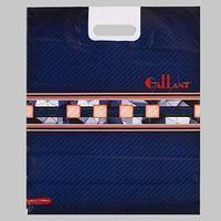 Пакет 'Галант', полиэтиленовый с вырубной ручкой, 38х47 см, 60 мкм (комплект из 25 шт.)