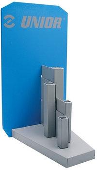 Стенд металлический для cъёмников с тремя захватами - 980P3 UNIOR
