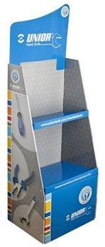 Картонный стенд для наборов в картонной упаковке CS - ST.UNI1 UNIOR