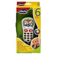Игрушка развивающая телефон 6м+ (Chicco, Италия)