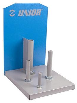 Стенд металлический для съёмников с тремя захватами - 980P3A UNIOR