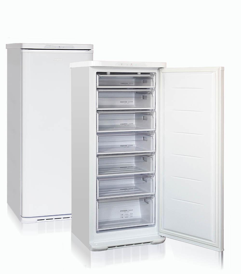 Морозильник вертикальный бытовой  Бирюса 646SN