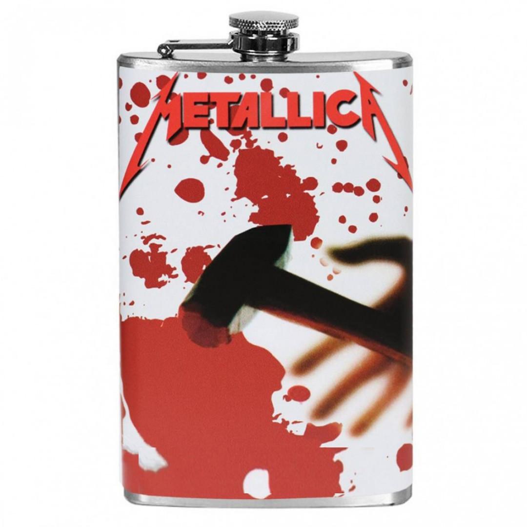 Металлическа фляжка Metallica - Kill'em All